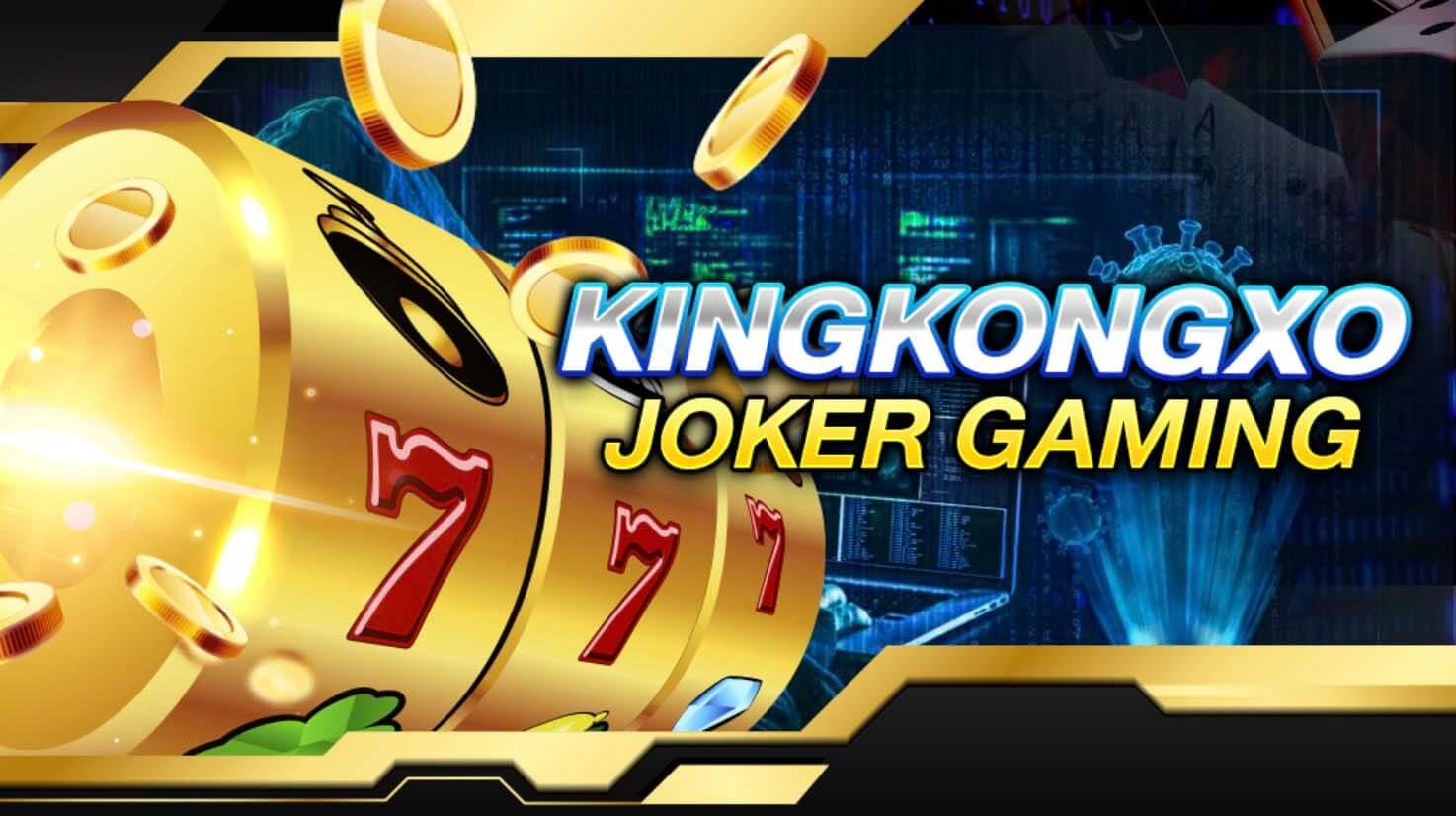 Kingkongxo joker